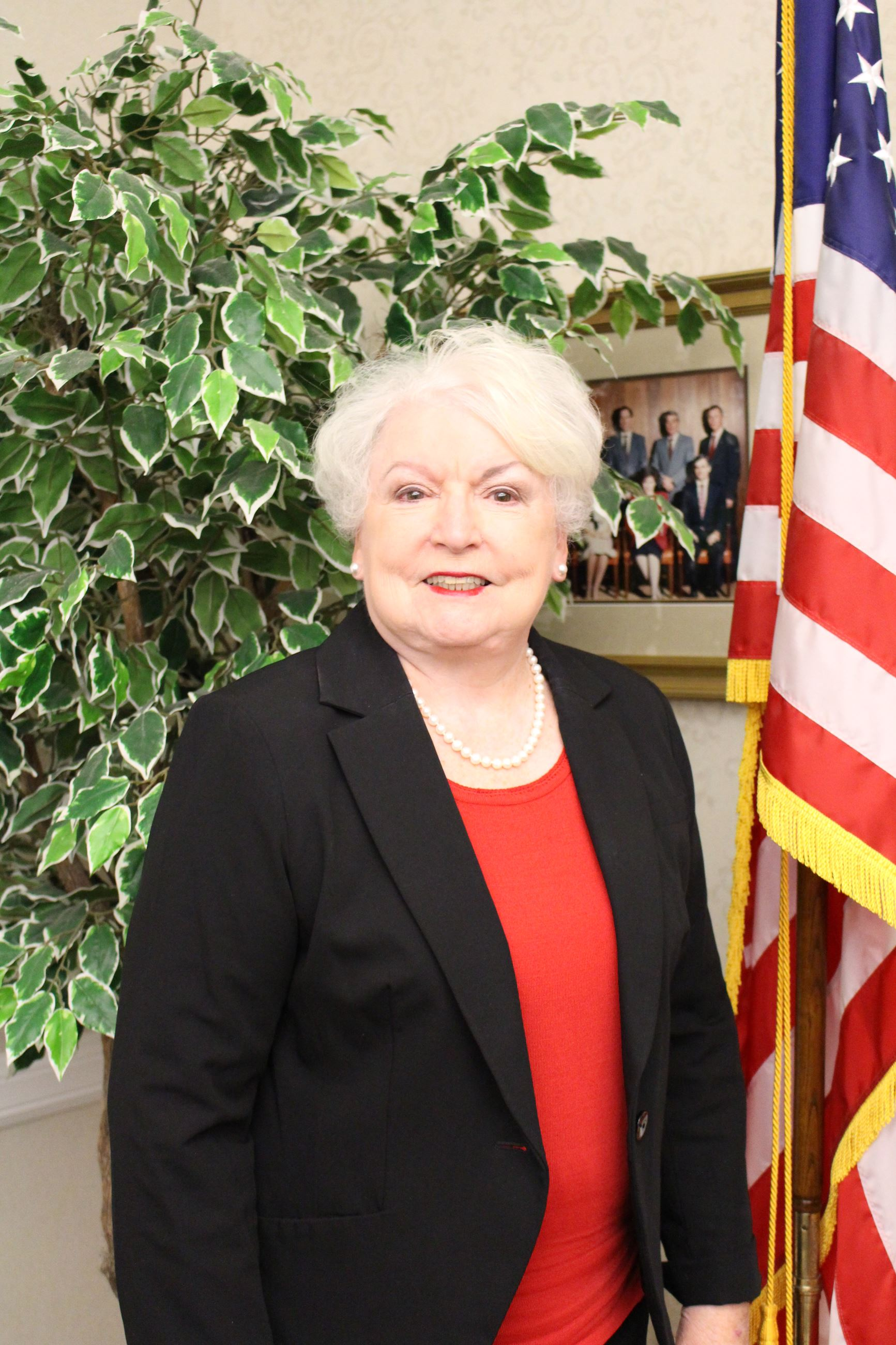 Mayor Judy B. Cochran